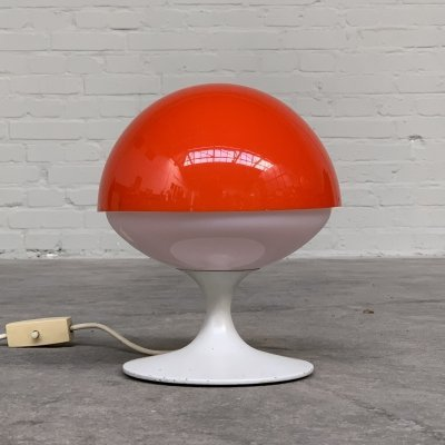 Atomic table Lamp by Max Bill for Temde Leuchten, 1960s