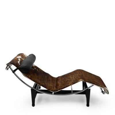 Ponyskin LC4 by Le Corbusier for Cassina, 1970s