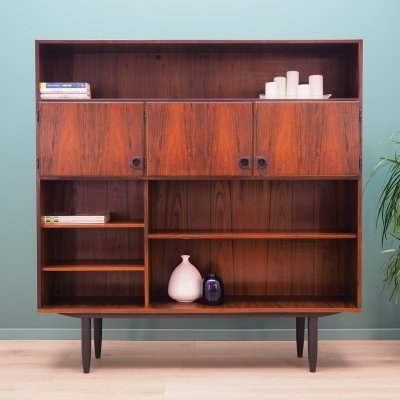 Danish design Bookcase in rosewood by Svend Langkilde, 1970s