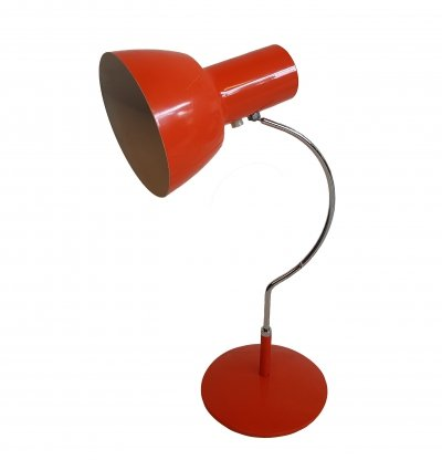 Desk Lamp by Josef Hůrka for Napako, 1960s