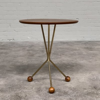 Side table by Albert Larsson for Alberts Tibro, Sweden 1950s