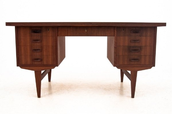 Danish desk in teak, 1960s