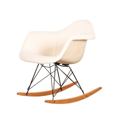 RAR lounge chair by Charles & Ray Eames for Herman Miller, 1950s