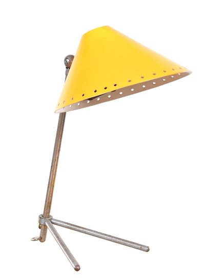 Pinocchio desk lamp by H. Busquet for Hala Zeist, 1960s