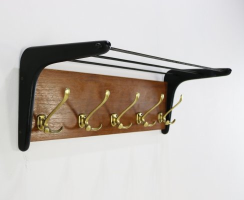Coat rack by Alfred Hendrickx for Belform, 1960s