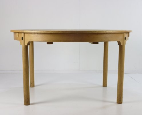 Model 140 Øresund series dining table by Børge Mogensen for Karl Andersson & Söner, 1970s