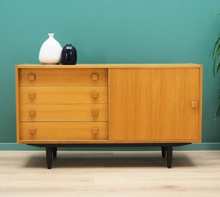 Danish design Cabinet in ash, 1970's