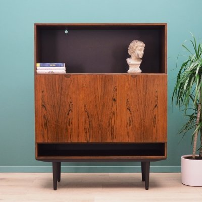 Rosewood Bookcase, 1970's