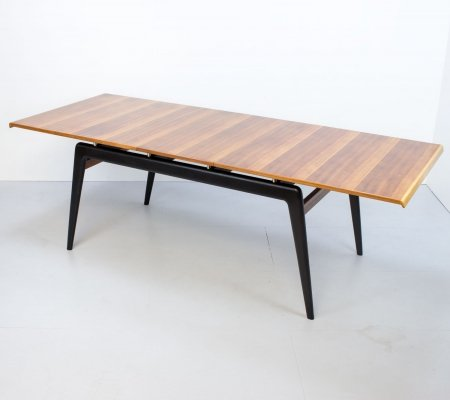 Cherry & Maple Extending Dining Table by Robin Day for Hille