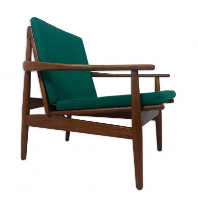 Armchair designed by Grete Jalk for Glostrup Møbelfabrik, 1960s