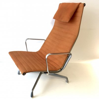 EA124 lounge chair by Charles & Ray Eames for Vitra, 1980s