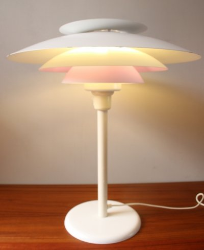 Vintage table lamp by Form light, Denmark 1970s
