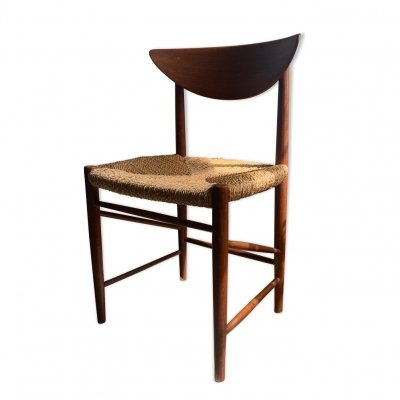 Teak 'Model 316' dining chair by Peter Hvidt & Orla Mølgaard Nielsen, 1960s