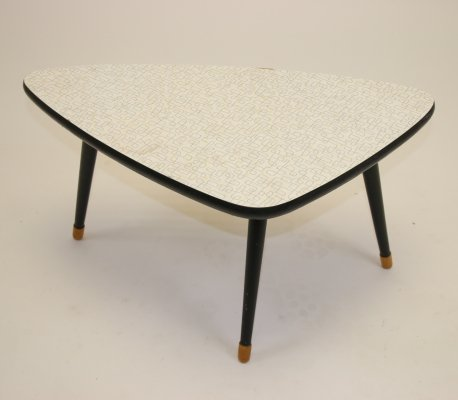 Plant table with black legs, 1960s