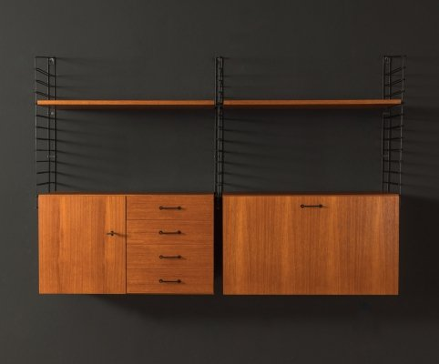 1960s shelving system by Musterring