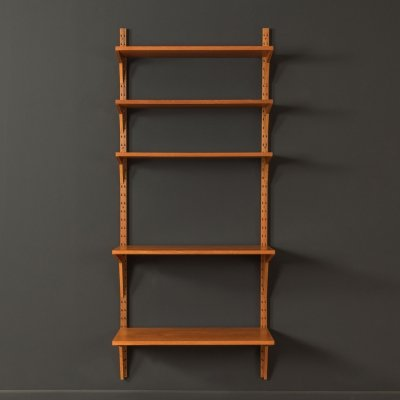 1960s shelving system by Poul Cadovius