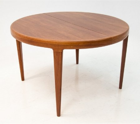Table by Johannes Andersen, Danish design 1960s