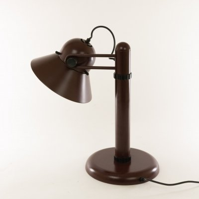 Swiveling table lamp by Gae Aulenti for Stilnovo