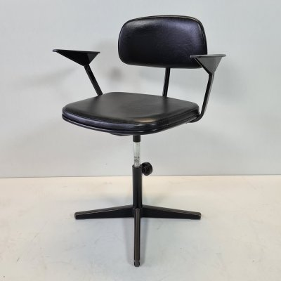 Mid-Century Architect desk chair by Friso Kramer for Ahrend de Cirkel, 1960s