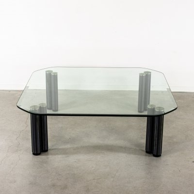 'Eta Beta' coffee table by Marco Zanuso for Zanotta