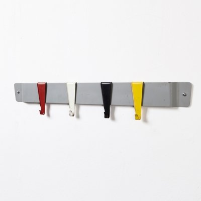 Minimalist Coat Rack by Tjerk Reijenga for Pilastro, 1960s