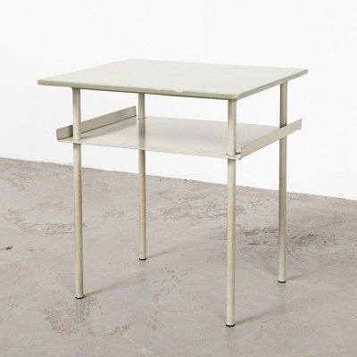 Wim Rietveld Side Table for Auping, 1950s