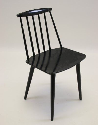 J77 Chair by Folke Palsson for FDB Mobler, 1960s