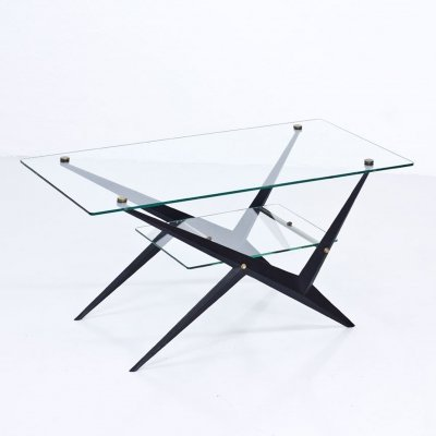 1950s Sofa Table by Angelo Ostuni