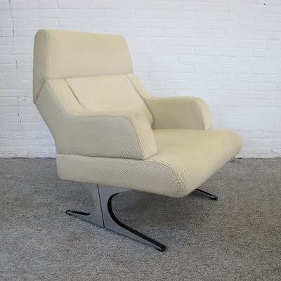 Vintage lounge chair SZ12 by Martin Visser for Spectrum, 1960s