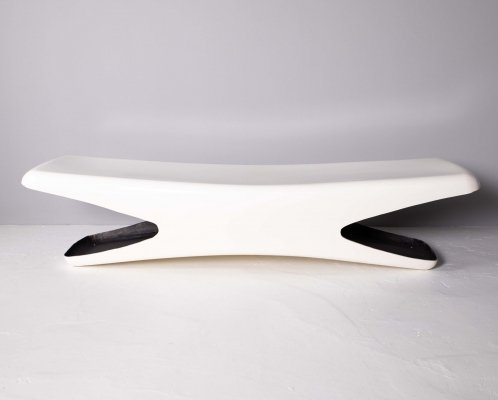 Bench by Douglas Deeds for Sintoform, 1970s