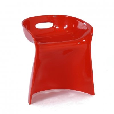 Top-Sit Stool by Winfried Staeb for Reuter Product Design, 1960s