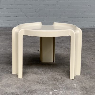 Side table by Giotto Stoppino for Kartell, Italy 1960s