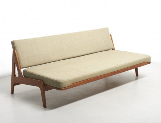 Daybed in Teak by Arne Wahl Iversen for Komfort, Denmark 1960's