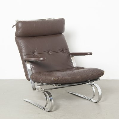 Vintage Lounge chair by COR, Germany 1960s