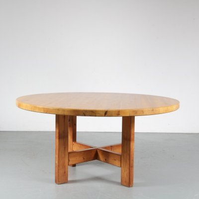 Roland Wilhelmsson 'RW152' Dining Table for Karl Andersson & Söner, Sweden 1950