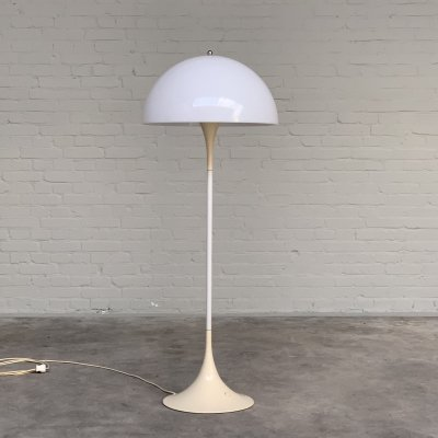 1st edition Panthella floor lamp by Verner Panton for Louis Poulsen, Denmark