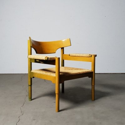 Carimate chair by Vico Magistretti, 1960s