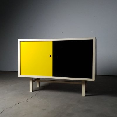 Rare modernist sideboard by Jaap Penraat for Pentagonia