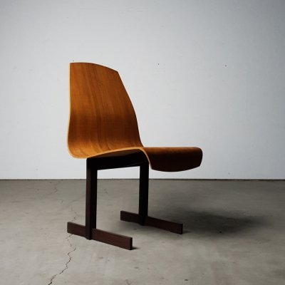 Unique Prototype Chair made by an interior Architect in 1964