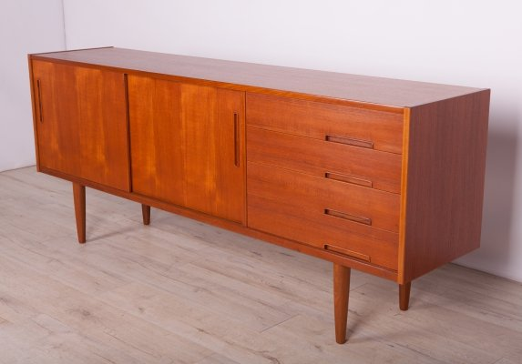 Mid Century Teak Sideboard by Nils Jonsson for Hugo Troeds, 1960s