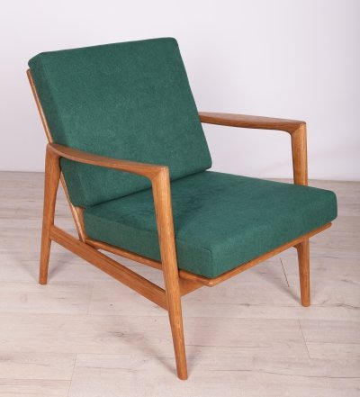 Model 300-139 Armchair from Swarzędzka Furniture Factory, 1960s