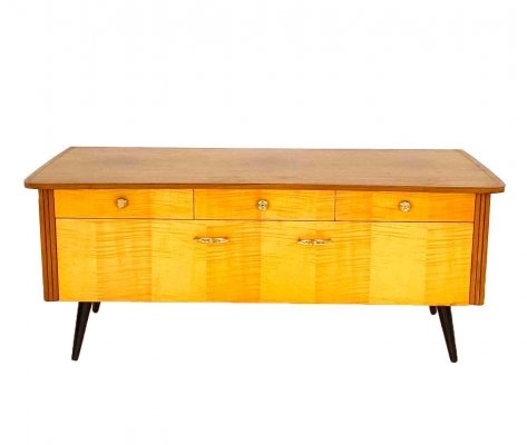 Vintage two tone sideboard, 1960s