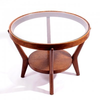 Coffee Table by Kropacek & Kozelka, 1940s