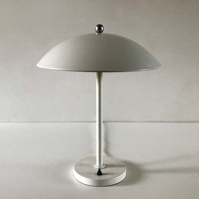 Mushroom table lamp by W.H. Gispen, 1960's