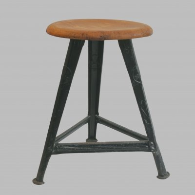 Stool by Robert Wagner for Rowac, 1930s