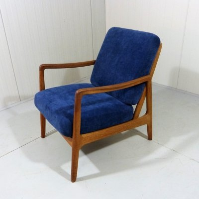 Easy chair model FD109 by Ole Wanscher for France & Daverkosen