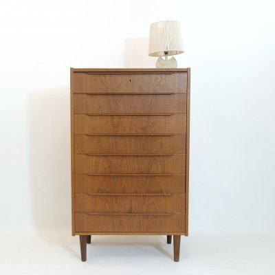 Chest of drawers, Denmark 1960s