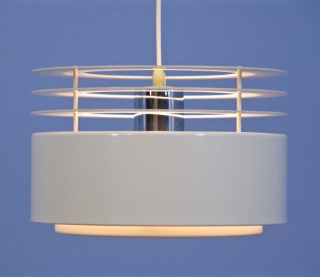 Danish hanging lamp 'Hydra 2' by Jo Hammerborg for Fog & Mørup, 1960s