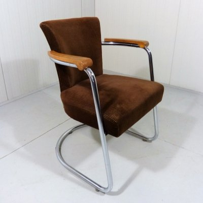 Tubular easy chair, Germany 1950's