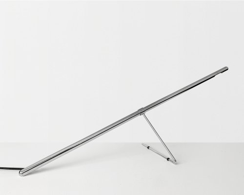 Tubo desk lamp by Jo Niemeyer for Belux Swiss, 1980s